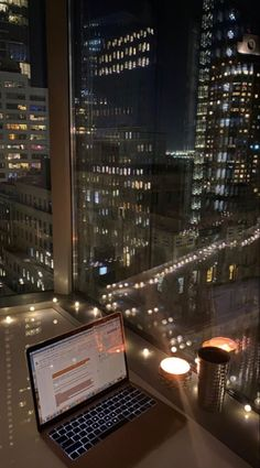 Night Aesthetic, City Aesthetic, Travel Aesthetic, Apartment View, Dream Apartment, New York Life, Nyc Life, City Vibe, Concrete Jungle