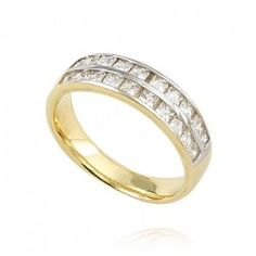 Anillo de oro para mujer. Wedding Rings, Engagement Rings, Jewelry, Fashion, Women Jewelry, Gold Rings, Gifts, Jewelery, Women