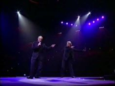 Here is John Farnham and Anthony Warlow singing their collection of songs from The Main Event Concert in 1998 with high quality sound. John Farnham, Finding Neverland, Types Of Music, Phantom Of The Opera, I Love Him, The Voice, Maine, Singing, How To Look Better