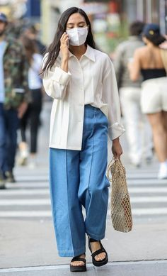 Daily Fashion, Everyday Fashion, Modest Fashion, Fashion Outfits, Streetwear, Street Chic, Colorful Fashion, Couture Fashion, Minimalist Fashion