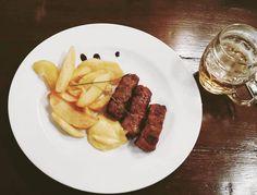"""""""O seară corectă ! #mâncareamea și #băuturamea"""""""