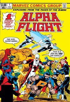 Alpha Flight N°1