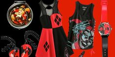 Harley Quinn is the star of Hot Topic's newest geek fashion collection