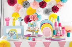 Party supplies make every occasion total. Regardless of the affair, be it a wedding, vacation, baby bachelor, shower or bachelorette party, themed party supplies are offered to match everyone's requirements. Depending on the event or occasion you are preparing, there are numerous party designs to match the state of minds. Party supply companies provide a variety of party decor. http://www.thegreenbook.com/products/party-supplies/