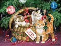 Holiday Basket Jigsaw Puzzle