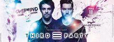 Continuano le serata di pura musica EDM con Overmind e Baia Imperiale. Giovedì 18 agosto 2016 un nuovo TOP DJ sulla console. In arrivo il duo Third Party.
