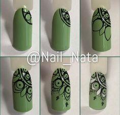 french nails for wedding Polish Nail Art Hacks, Nail Art Diy, Diy Nails, Cute Nails, Manicure, Diy Art, French Nails, Nail Art Dentelle, Nail Art Modele