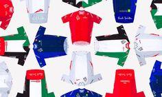 Paul Smith Dubai Tour Jerseys. http://www.selectism.com/2015/01/27/paul-smith-dubai-tour-jerseys/