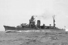IJN Light Cruiser Agano 日本海軍軽巡洋艦-阿賀野