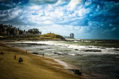 Storm on the beach Visit Brazil, Find Hotels, Hostel, Attraction, Best Deals, Beach, Water, Travel, Outdoor