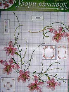 Cross stitch Ukrainian Embroidery Pattern Tablecloth Napkin Vyshyvanka 10 uz