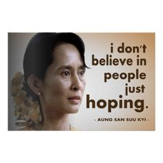 pin by win win 😍😍 on aung san suu kyi a suu < <  aung san suu kyi quotes posters short essayinspire