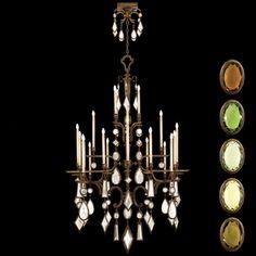 Encased Gems 24 Light Chandelier | Wayfair