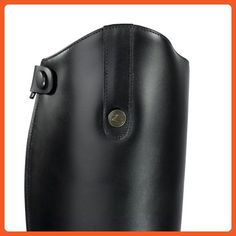 Horze Ladies Bavaria Tall Boots - Size:EU 41/US 9.5 Color:Black - Boots for women (*Amazon Partner-Link)