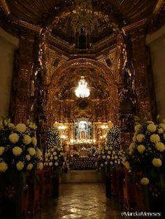 Basílica de Ocotlán. Tlaxcala, Tlaxcala.