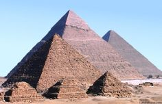 Using Infrared Technology 17 new pyramids, and thousand of tombs found!