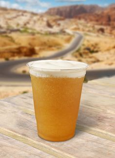 Disney California Adventure Recipes: Cars Land - Red's Apple Freeze Recipe!  (Lafou's Brew!)
