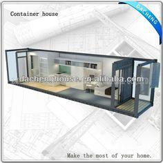 Habitation En Container Habitable Modulaire Avec Terrasse