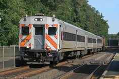 Commuter Train, New Jersey, Trains, United States, The Unit, Train