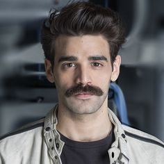Beards And Mustaches, Cool Mustaches, Mustache Styles, Beard No Mustache, Moustaches, Facial Hair, Young Man, Gentleman, Handsome