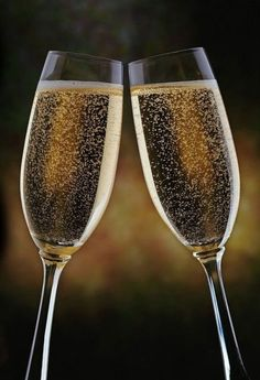 Cheers! To the New Year!!