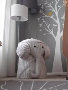 I love the elephant.