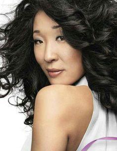 Sandra Oh on Grey's Anatomy