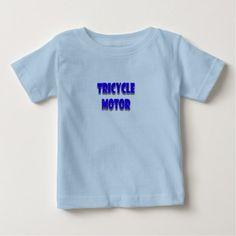 A happy cute funny baby boy baby T-Shirt - eye catching gifts gift ideas cyo custom birthday presents