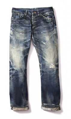 Donwan x Lee Collaboration Denim Shorts, Jeans Pants, Men's Denim, Raw Denim, Blue Denim, Edwin Jeans, Denim Fashion, Fashion Men, Lee Jeans