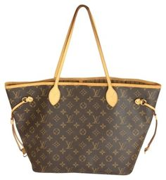 100% authentic pre owned Louis Vuitton monogram neverfull MM this Louis Vuitton is in great condition it's show  sign of usage , The bag interior  and beautiful , leather handle and trim have turned to a beautiful honey patina.   Has a small crack on the leather trim.pls see photo no smell no rip, guaranteed authentic or money back if proven fake. Please see all pictures for visual details. Bag only