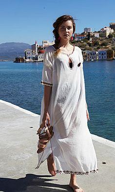 Abito Maxi Dress by Plumo
