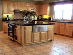 types of kitchen tile flooring materials best tile for kitchen floor. beautiful ideas. Home Design Ideas