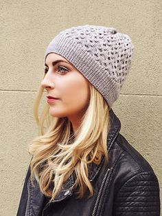 Ivey is an ultra flattering and versatile hat you won't want to be without during the colder months.