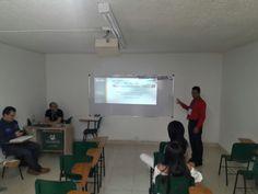 Nuestro estudiante Hugo Eduardo Pérez Muñoz expone su proyecto de grado en el evento Nacional de Investigación en @unisimoncucut