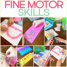 Taking the time to build fine motor skills is just as important as teaching your Littles letter names and sounds, numbers, counting, etc. etc. Unfortunately, this is a skill that is often overlooked. Having strong hand muscles and fine motor skills is the foundation that our students need to grasp a pencil, control their writing ... Read More about Developing Fine Motor Skills