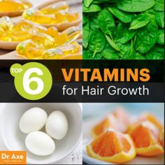 Vitamins to help with hair regrowth