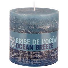 This candle features an array of calming grey tones and texture. Display in your favorite candle holder to complete a modern centerpiece. Bouclair, Scented Pillar Candles, Modern Centerpieces, Deco, Candle Holders, Display, Canning, Texture, Taper Candles