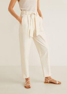 a61a260c36 Las 7 mejores imágenes de pantalon lino mujer