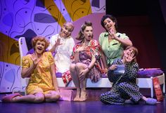Grease de Musical Scene foto Photo credits: Roy Beusker