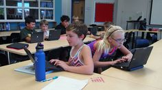 18 Digital Tools and Strategies That Support Students' Reading and Writing. The tech team in Littleton, Colorado is trying to build self-sufficiency in… Flipped Classroom, Classroom Ideas, Classroom Resources, Education English, Elementary Education, Upper Elementary, Student Reading, Middle School Science, Video Games For Kids