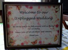 Let me know if you would like me to set my sign up as guest enter ceremony.