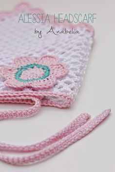 Anabelia craft design: headscarf