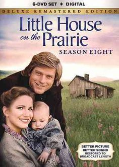 Based on the autobiographical novels of children's author Laura Ingalls Wilder, the beloved 1970s television drama LITTLE HOUSE ON THE PRAIRIE chronicles the trials and tribulations of a loving family