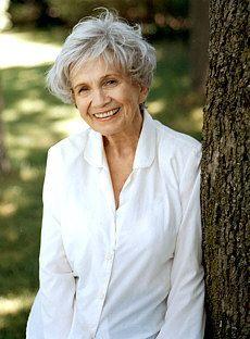 Alice Munro, writer, 82