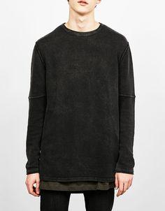 Bershka United Kingdom - Washed sweater