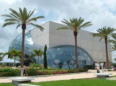 Salvador Dali Museum, St Petersburg, Florida, U.S.A.