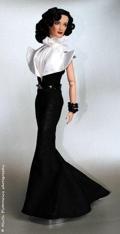 Joan Crawford Classic Portrait [2009/LE500 Tonner Doll]