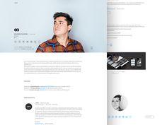 eodsgn.com resume page