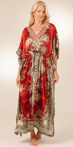 becoming obsessed w/caftans!