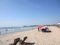 Een van de mooiste stranden van Gambia. Sangyang beach ook wel Paradise beach genoemd
